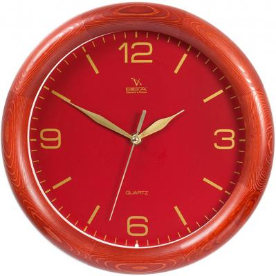 Часы настенные Вега Д 1 КД/7 64 красный