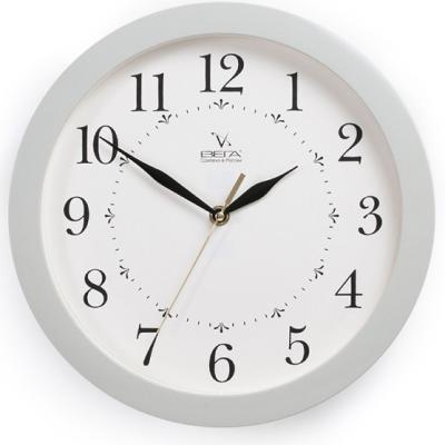Часы настенные Вега П1-5/7-104 Классика в сером серый