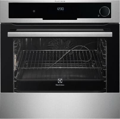 Электрический шкаф Electrolux OPEB8857X серебристый неудержимые dvd blu ray