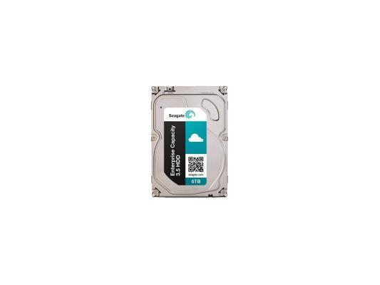 Жесткий диск 3.5 6Tb 7200rpm Seagate SAS ST6000NM0034 б/у цена