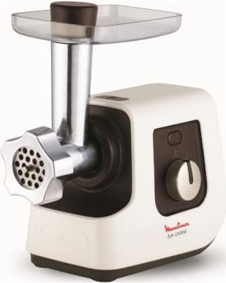 Мясорубка Moulinex HV9 ME730 2300 Вт белый 1510001198