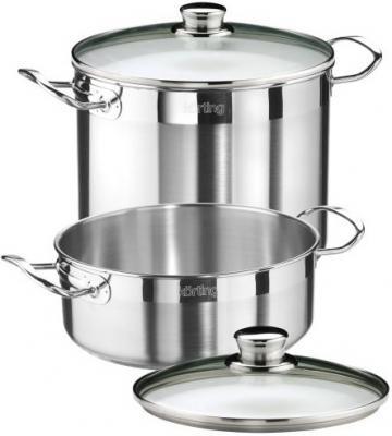 Набор посуды из четырех предметов Korting K 2422 X