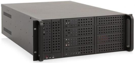 Серверный корпус 4U AIC RMC-4F Без БП чёрный RMC-4F-0-2