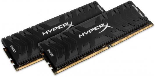 Оперативная память 16Gb (2x8Gb) PC4-24000 3000MHz DDR4 DIMM CL15 Kingston HX430C15PB3K2/16 оперативная память 128gb 8x16gb pc4 24000 3000mhz ddr4 dimm corsair cmr128gx4m8c3000c16w