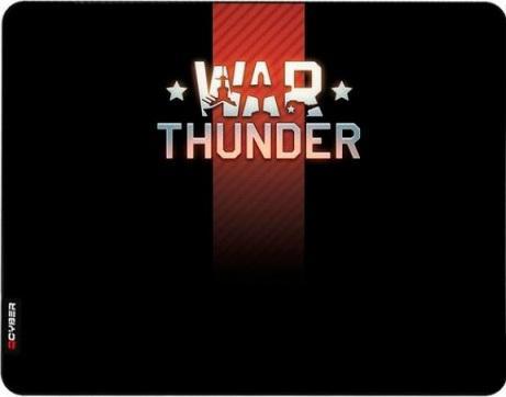 все цены на Коврик для мыши Qcyber Taktiks Expert War Thunder QC-04-004DV03
