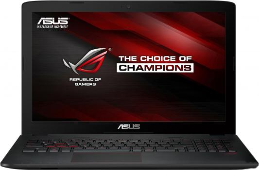 "Ноутбук ASUS GL552VW-CN867T 15.6"" 1920x1080 Intel Core i7-6700HQ 90NB09I1-M10950"