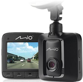 Видеорегистратор Mio MiVue C315 2.4 1920x1080 110° G-сенсор microSD microSDHC USB