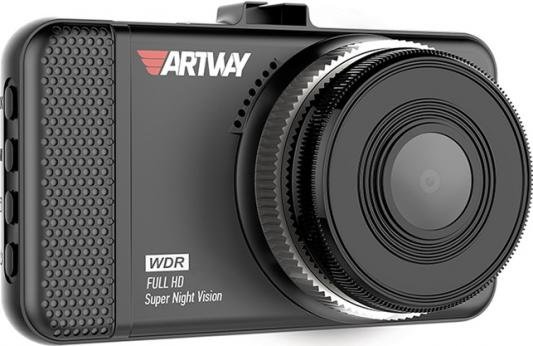 Видеорегистратор Artway AV-391 3 1920x1080 170° microSD microSDHC видеорегистратор mystery mdr 840hd 1 5 1920x1080 5mp 120° microsd microsdhc hdmi