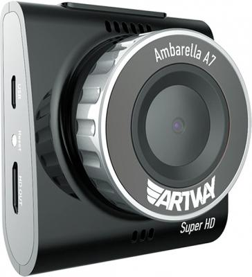 "Видеорегистратор Artway AV-711 2"" 2560x1296 170° microSD microSDHC"
