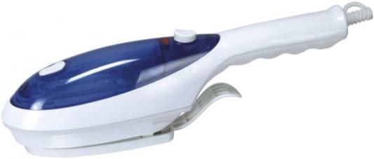 Отпариватель Irit IR-2304 800Вт белый синий блендер irit ir 5512 синий