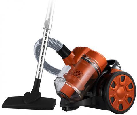 Пылесос Lumme LU-3208 сухая уборка оранжевый чёрный