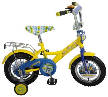 "Велосипед Навигатор ВН12092 12"" желтый"
