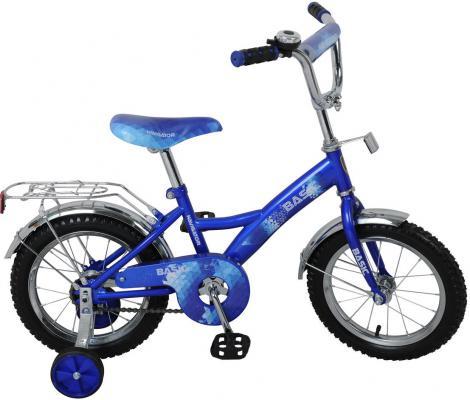 "Велосипед Navigator Basic 14"" синий ВН14147"