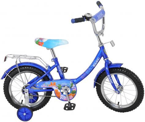 "Велосипед Navigator Basic 14"" синий ВН14057"