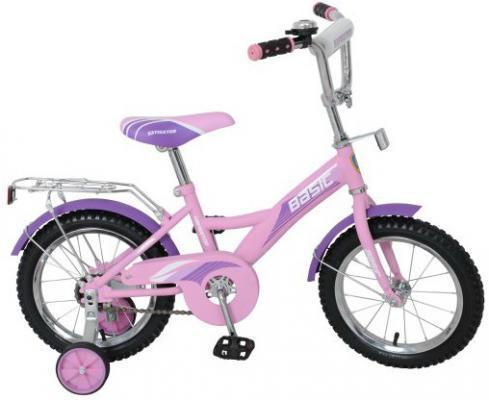 "Велосипед Navigator Basic KITE-тип 14"" розово-фиолетовый ВН14145"