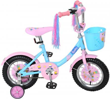 """Велосипед Navigator Peppa Pig 14"""" розовый 8887856922425"""