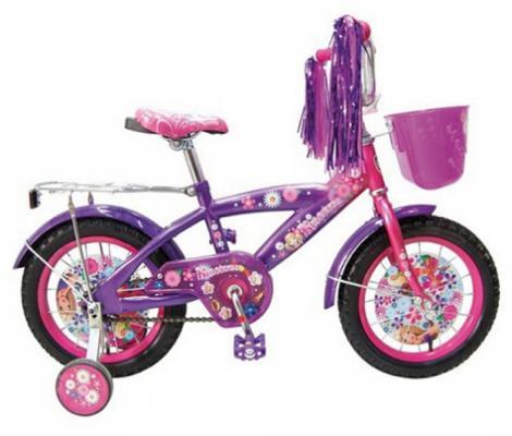 """Велосипед Навигатор Красотка 14"""" розовый ВН14001"""