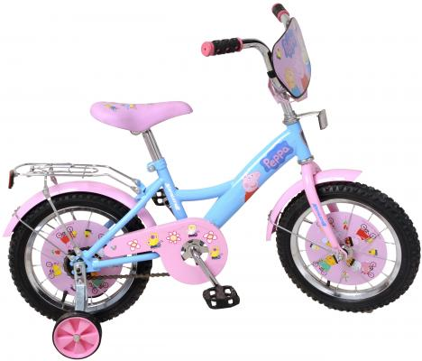 """Велосипед Navigator Peppa Pig 14"""" розовый ВН141378887856916738"""