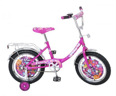 """Велосипед Navigator Lady 16"""" фиолетовый 4894001914079"""