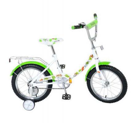 """Велосипед Navigator Basic 16"""" зеленый 4894001914123"""