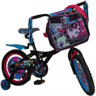 """Велосипед Навигатор Monster High 16"""" черный ВН16050"""