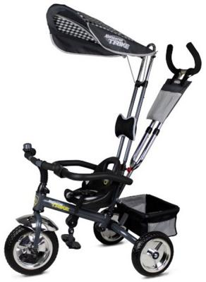 """Велосипед Lexus Trike Navigator 10""""/8"""" черный Т55922"""