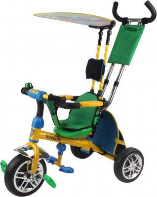 "Велосипед Navigator Lexus Trike Safari 10"" желтый Т56794"