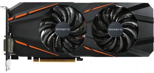 Видеокарта 6144Mb Gigabyte GeForce GTX1060 PCI-E 192bit GDDR5 DVI HDMI DP HDCP GV-N1060G1GAMING-6GD V2 Retail