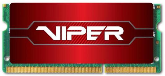 Оперативная память для ноутбуков SO-DDR4 16Gb PC4-19200 2400MHz DDR4 DIMM Patriot PV416G240C5S