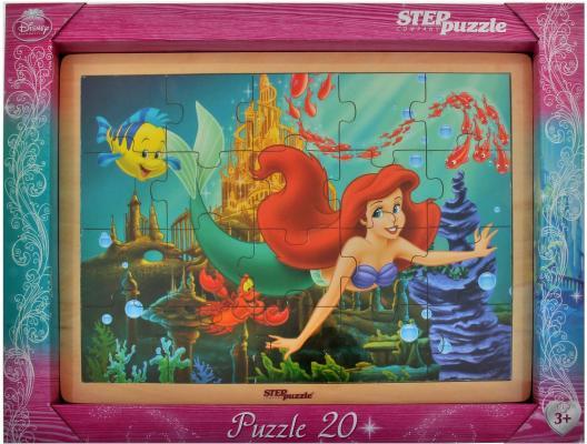 Настольная игра Step Puzzle пазлы Русалочка 4602827891210