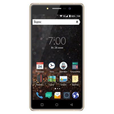 "Смартфон Vertex Impress Novo золотистый 5"" 8 Гб Wi-Fi GPS 3G VNVOGLD"