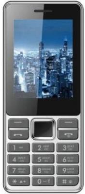 """Мобильный телефон Vertex D514 серебристый черный 2.4"""""""