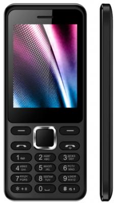 Мобильный телефон Vertex D511 черный 2.4