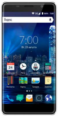 """Смартфон Vertex Impress In Touch 4G черный 5"""" 8 Гб LTE Wi-Fi GPS 3G VINT4GBLK"""