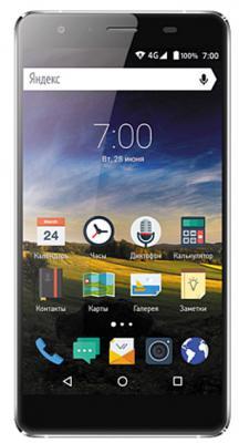 "Смартфон Vertex Impress XL черный 5"" 8 Гб Wi-Fi GPS 3G VXLBLK"