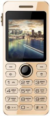 """Мобильный телефон Vertex D512 золотистый 2.2"""""""