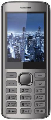 Мобильный телефон Vertex D515 темно-серый 2.4 D515DGR vertex vertex impress lion 4g