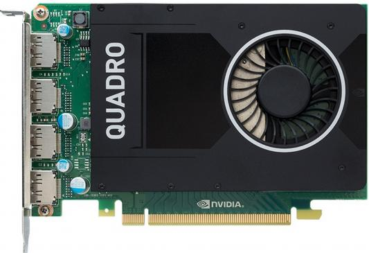 Видеокарта 4096Mb Dell Quadro M2000 490-BDER видеокарта 8192mb dell quadro m5000 490 bcxp