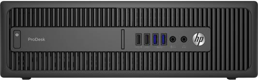 Системный блок HP ProDesk 600 G2 SFF i5-6500 8Gb 256Gb SSD  Win10 клавиатура мышь X3J46EA