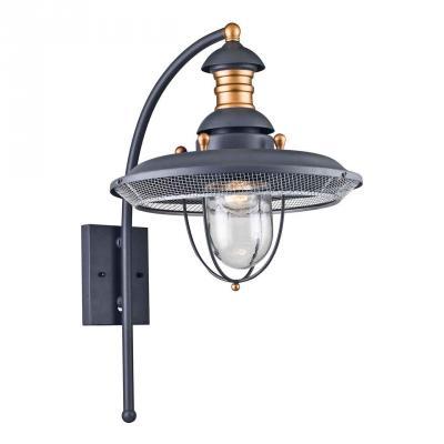 Уличный настенный светильник Maytoni Magnificent Mile S105-57-01-G