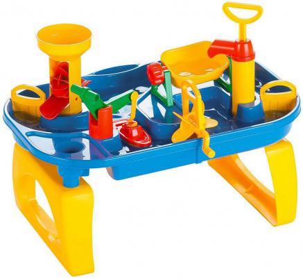 Купить Набор Wader Водный мир 4 40909, Пластик, Для девочек, Игрушки для воды и пляжа