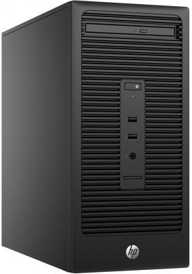 Комплект HP 280 G2 MT Pentium G4400 4Gb 500Gb DVD-RW Win10pro64  клавиатура мышь V7Q82EA