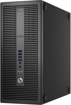 Системный блок HP EliteDesk 800 G2 TWR i5-6500 8Gb 256Gb 3D SSD DVD-RW Win10Pro клавиатура мышь X3J21EA