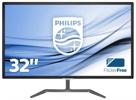 Монитор 32 Philips 323E7QDAB/00/01 монитор жк philips bdm3470up 00 01 34 черный