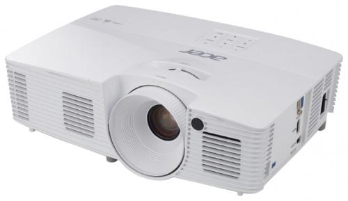 Проектор Acer X137WH DLP 1280x800 3700 люмен 20000:1 белый