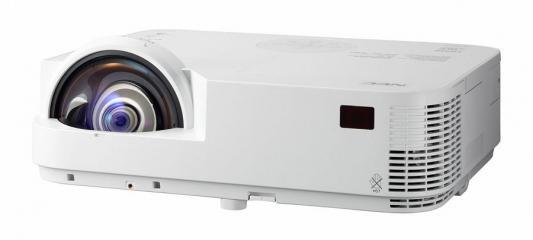 Фото - Проектор NEC M303WS 1280x800 3000 люмен 10000:1 белый проектор