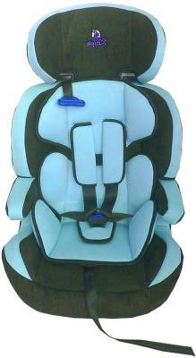 Автокресло K LD01-515 9-36 кг. с вкл. голубой (уп.4 шт.)