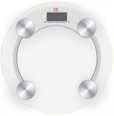 Весы напольные Irit IR-7240 прозрачный