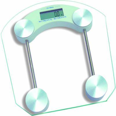 Весы напольные Irit IR-7241 прозрачный
