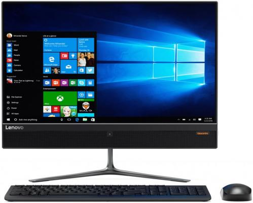 "Моноблок 21.5"" Lenovo IdeaCentre AIO510-22ISH 1920 x 1080 Intel Pentium-G4400T 6Gb 1Tb Intel HD Graphics Windows 10 Home черный F0CB00HRRK"